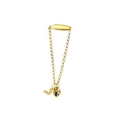 9ct Gold-Baby-Bracelet-
