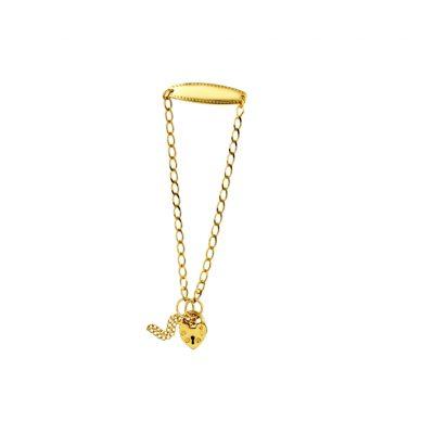 9ct Gold-Baby-Bracelet