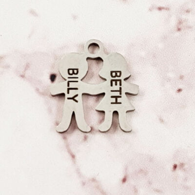 Personalised Floating Charm