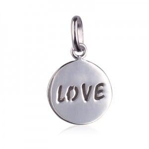 Sterling Silver Love