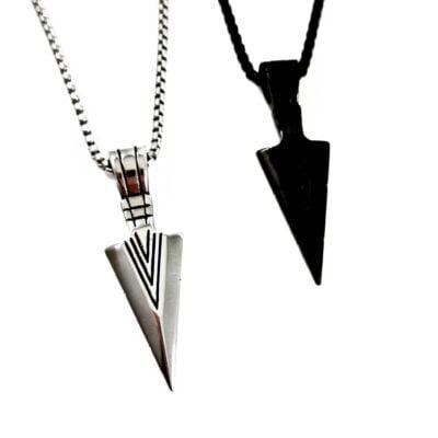 Sebastian Arrow Pendant