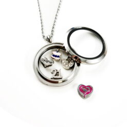 Twentyfirst Floating Locket
