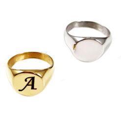 Sebastian Signet Rings