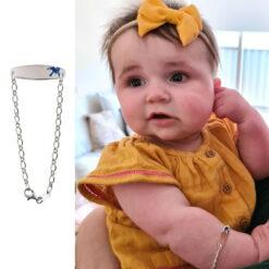 Blue Bird Baby Bracelet LSID17BOF61